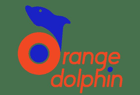 Orange Dolphin
